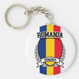 Romania Key Ring