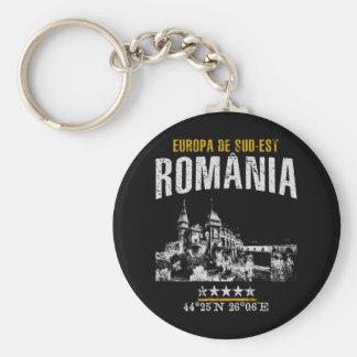 România Key Ring