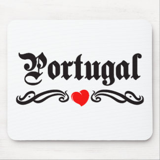 Romania Tattoo Style Mouse Pads