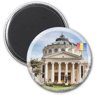 Romanian Atheneum Magnet