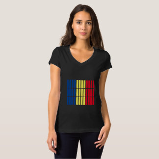 Romanian Flag design wear T-Shirt