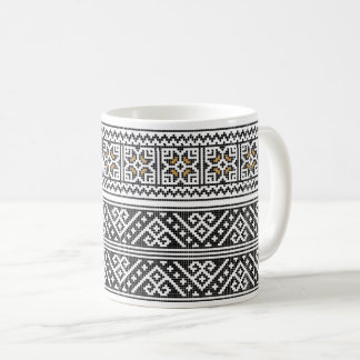 ROMANIAN FOLK ART Coffee Mug