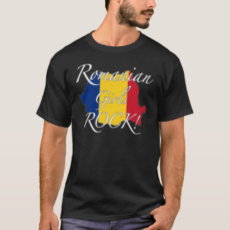 Romanian Girls Rock! T-Shirt