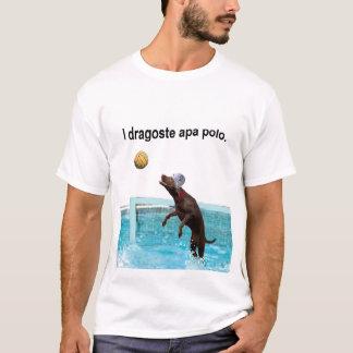 Romanian I love water polo