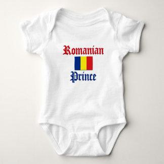 Romanian Prince Baby Bodysuit