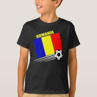 Romanian Soccer Team T-Shirt