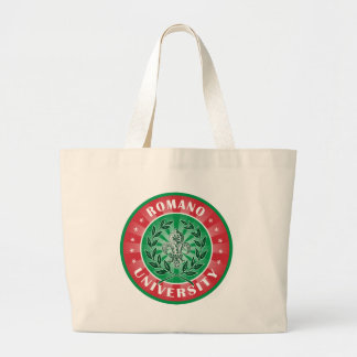 Romano University Italian Canvas Bags