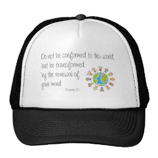 Romans 12 2 png hats