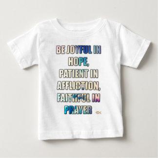 Romans 12 baby T-Shirt