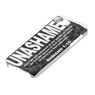 Romans 1:16 iPhone 5 case