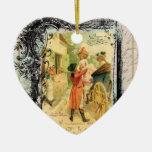 Romantic 18th Century Vintage Style Christmas