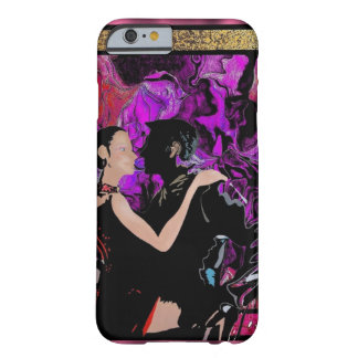 Romantic Art Deco style dancers Barely There iPhone 6 Case