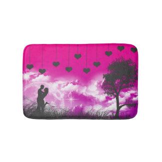Romantic Art Design - Bath Mat (Small)