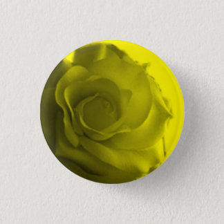 Romantic Cute Rose Button