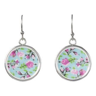 Romantic Earrings - Floral