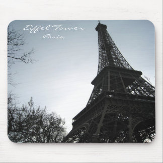 ROMANTIC EIFFEL TOWER - Mousepad