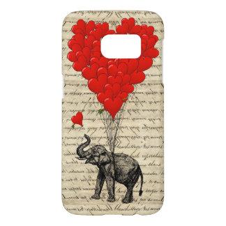Romantic Elephant heart