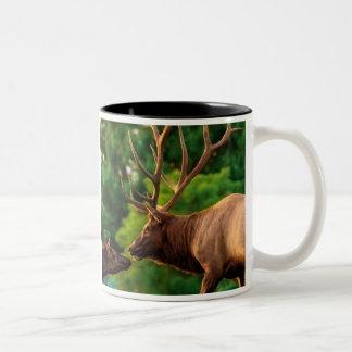 Romantic Elk Mug