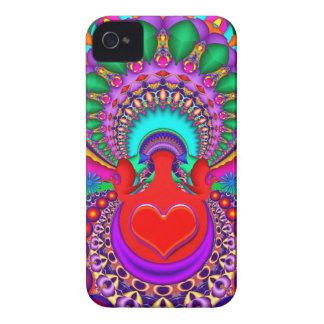 Romantic Fantasy design Blackberry bold case