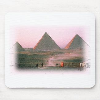 Romantic Giza Mouse Pad