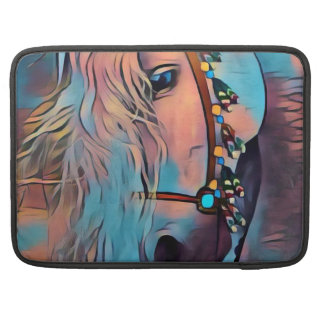 Romantic Horse Sleeves For MacBook Pro