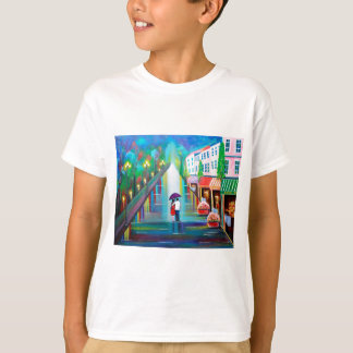 Romantic Interlude -Paris T-Shirt