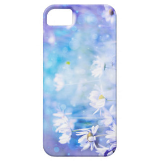 Romantic iPhone case with dreamy daisies
