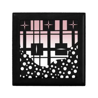 Romantic Night Small Square Gift Box