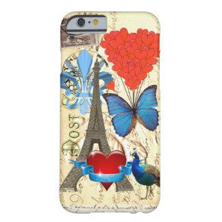 Romantic Paris collage iPhone 6 Case