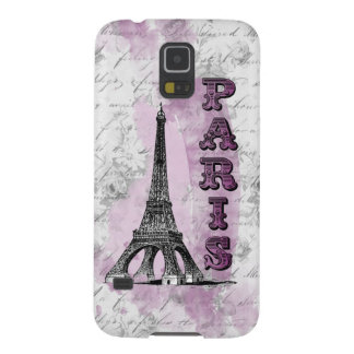 Romantic Paris Galaxy S5 Cover
