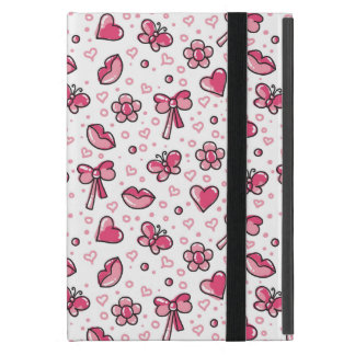 romantic pattern iPad mini cover