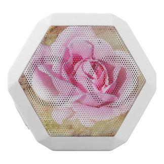Romantic Pink Rose White Boombot Rex Bluetooth Speaker