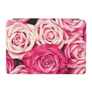 Romantic Pink Roses iPad Mini Cover