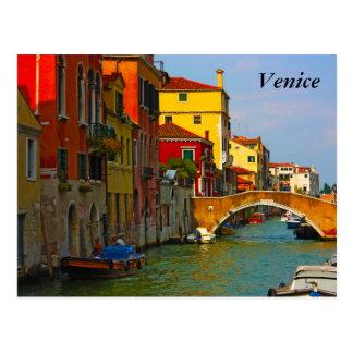 Romantic places in Venice Venice Postcards