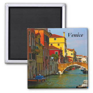 Romantic places in Venice, Venice Square Magnet
