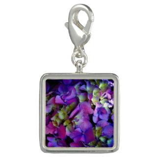 Romantic purple Hydrangeas