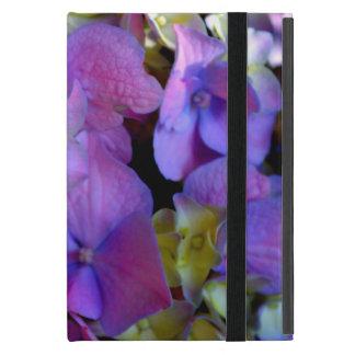 Romantic purple Hydrangeas Cases For iPad Mini