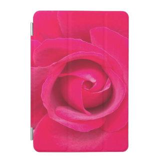 Romantic Red Pink Rose iPad Mini Cover