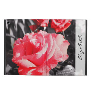 Romantic Red Roses iPad Air Cover