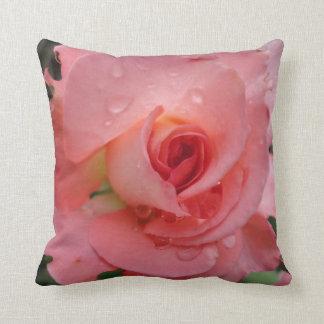 Romantic Rose Decorative Throw Pillow