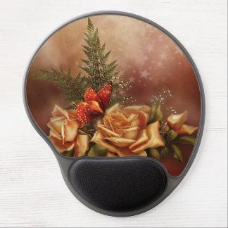 Romantic Rose Fantasy Gel Mouse Pad
