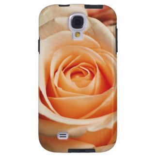 Romantic Rose Pink Rose Galaxy S4 Case