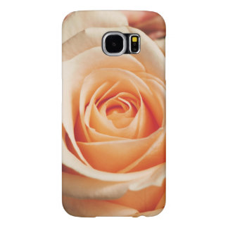 Romantic Rose Pink Rose Samsung Galaxy S6 Cases