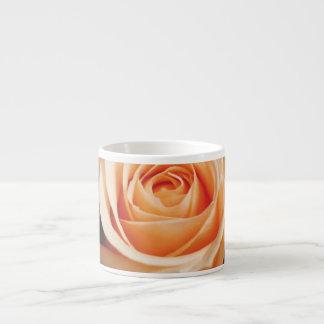 Romantic Rose Pink Roses Spring Flower Floral Espresso Cup