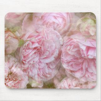 Romantic roses - novel TIC Roses Mouse Pad