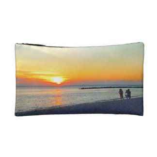Romantic Sunset Cosmetic Bag