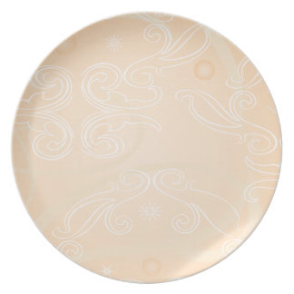 romantic texture plate
