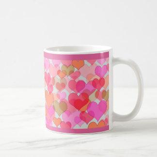 Romantic Valentine's Day Love Valentine Sweetheart Coffee Mug