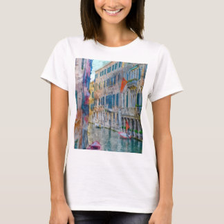 Romantic Venice Italy Grand Canal T-Shirt