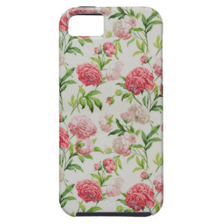 Romantic Vintage red pink Roses iPhone 5 Cover